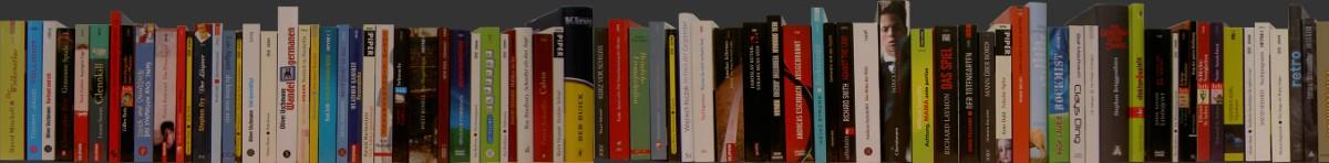 (z)erlesene Bücher