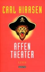 Frontcover Carl Hiaasen - Affentheater