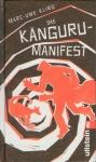 Frontcover Marc-Uwe Kling - Das Känguru-Manifest
