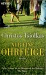 Frontcover Christos Tsiolkas - Nur eine Ohrfeige